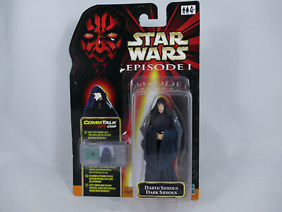 Es2 Star Wars Episode 1 Darth Sidious European Card Moc