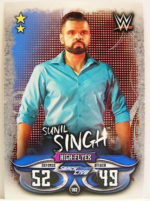 #345 the Singh Brothers-Live 2018 Slam Attax