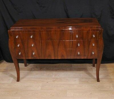 Art Deco Chest Drawers Chests Sideboard Server Bedroom Furniture