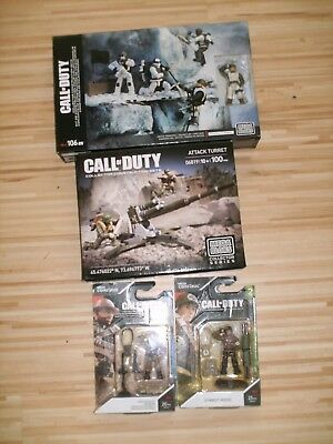 Mega Bloks Call Of Duty Sammlung Ovp