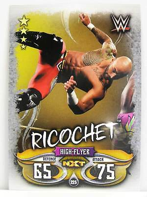 Slam Attax Live Raw et Smackdown Superstar cartes de base 81-197