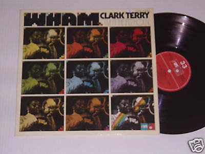 CLARK TERRY -Wham - Live At The Jazz House- LP MPS BASF