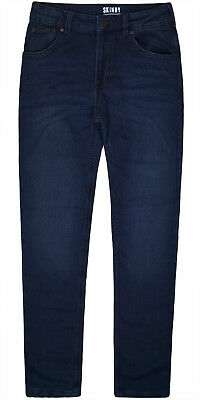 Boys Ex Asda Jeans New Trousers Pants Blue Ages 4 5 6 7 8 9 10 11 12 13 Years