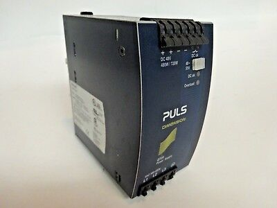 PULS DIMENSION POWER SUPPLY QT20 QT20.481 DIN Rail Power Supply