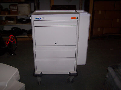 """""""used"""" - Lakeside Homed 23970Maw 3 Drawer Wheeled Utility  Cart- Pick Up Only"""