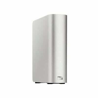 Western Digital My Book Studio 2TB MAC USB 3.0 External Hard Drive WDBCPZ0020HAL