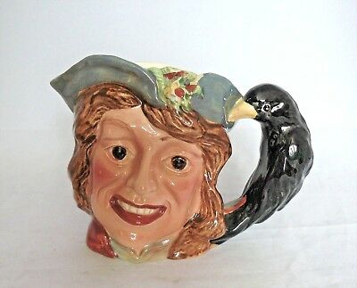 BESWICK Charles Dickens MEDIUM CHARACTER JUG # 1121 - BARNABY RUDGE - Excellent