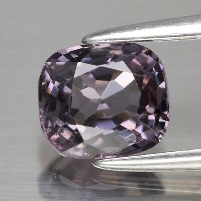 1.07ct 6x5.5mm Cushion Natural Purple Spinel, M'GOK