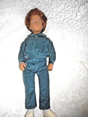 """Vintage Sasha Doll #300 Series  """"gregor""""  With Red Hair Good W/ Tag 16 """" In Box"""