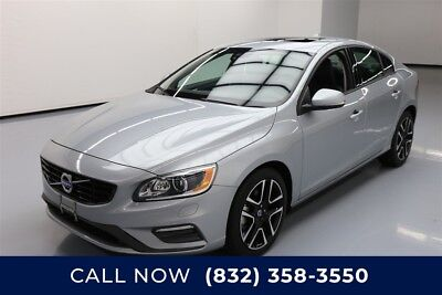 Volvo S60 Dynamic Texas Direct Auto 2017 Dynamic Used Turbo 2L I4 16V Automatic FWD Sedan
