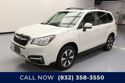 Subaru Forester Limited Texas Direct Auto 2017 Limited Used 2.5L H4 16V Automatic AWD SUV