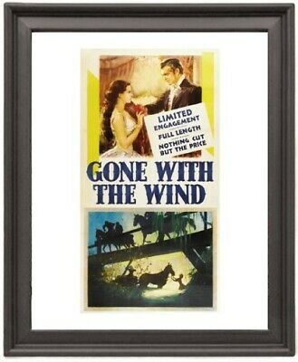 Gone with the Wind 11 - Picture Frame 8x10 inches - Poster - Print - Poster - Pr