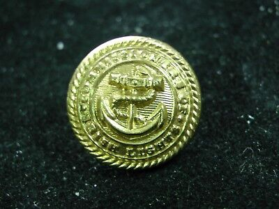 20th C COMMISSIONERS OF IRISH LIGHTS IRELAND LIGHTHOUSES BUTTON 17mm BUTTONS Ltd