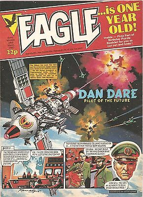 EAGLE COMICS 26th MARCH 1983 AND 2nd APRIL 1983