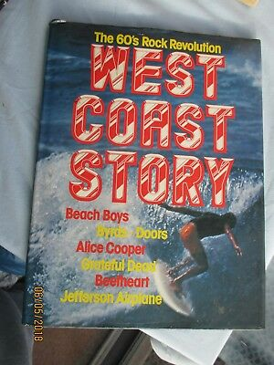 """""""West Coast Story; The '60s Rock Revolution"""" (A)"""