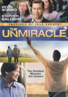 NEW Sealed Christian Drama WS DVD! The Unmiracle (Kevin Sorbo, Stephen Baldwin)