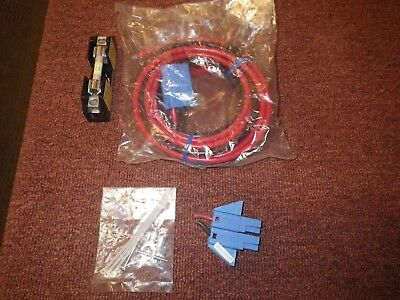 NEW Motorola TRN5155A Cable MSF5000 MSR2000 PURC5000 DC Battery Backup Cable Kit