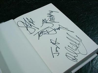 """NobleSpirit NO RESERVE {3970}Autographed First Edition Aerosmith """"Walk this Way"""""""