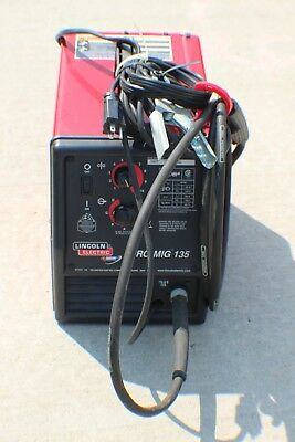 Lincoln Electric Pro MIG 135 Wire Feed Welder