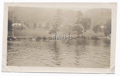 SILVER BAY NY shorline view* 1917 Photo