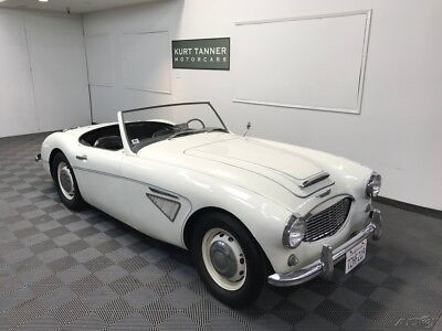 Austin Healey 100-6 TWO-SEATER 1959 AUSTIN HEALEY 100-6 BN-6. EXCELLENT CALIFORNIA CAR FOR EASY IMPROVEMENT.