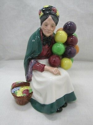 The Old Balloon Seller H.N. 1315 Royal Doulton Made in England