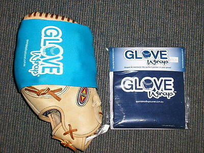 GLOVE WRAP Softball / Baseball Creats the perfect glove shape, helps to work in