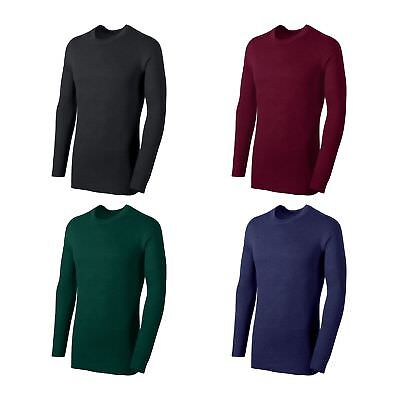426927a7 Duofold by Champion Thermals Men's Long-Sleeve Base-Layer Shirt (KMW1)