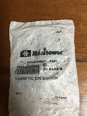 Manitowoc Magnetic Bin Switch 20-0681-9 OEM