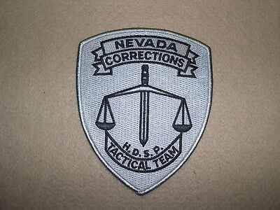 Nevada Corrections Tactical Team (H.d.s.p.)