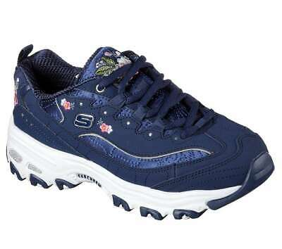 NEU SKECHERS DAMEN Sneakers Turnschuhe D'LITES REINVENTION