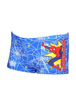 Arena - Costume Boxer/trunk Kids - Spider Man Marvel - 000250740 - Lycra