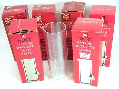 1x Boxed PATERSON 300ml GRADUATE 11oz. MEASURING CYLINDER (JUG)