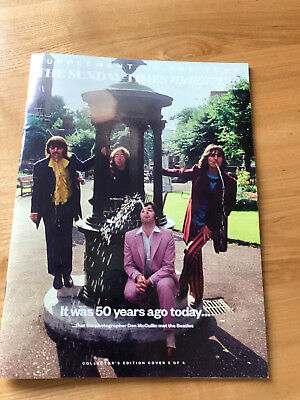 Beatles,  Mad Day Out, Sonderbeilage The Sunday Times, 10 Seiten
