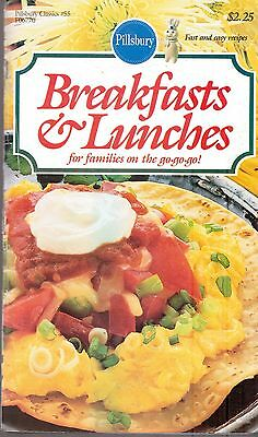 Pillsbury-Classics #55-1985-Breakfasts & Lunches-93 Pages