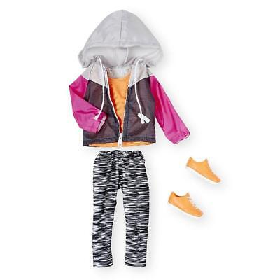 Journey Girls Workout Set Fashion Outfit for 18-inch Doll