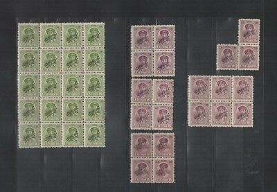 207 BGL Luxembourg - G.D. Charlotte OFFICIEL MNH stamps