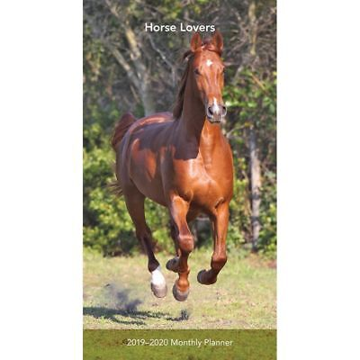 Horses Lovers Pocket Planner, Horses by BrownTrout