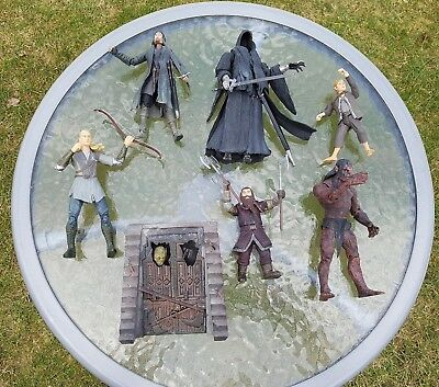 Herr der Ringe / HdR /Lord of the Ring Action Figuren von Marvel