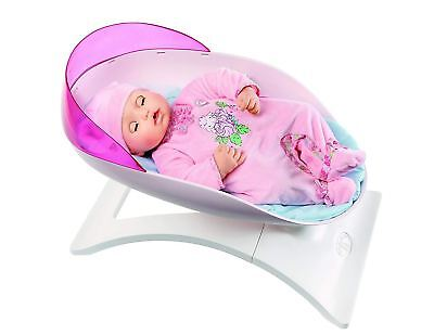 Zapf Creation Baby Annabell 20 Happy Years Deluxe Sweet Dreams Rocker Cradle