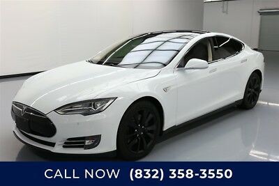 Tesla Model S 60 kWh Battery Texas Direct Auto 2014 60 kWh Battery Used Automatic RWD