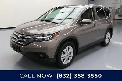 Honda CR-V EX-L Texas Direct Auto 2013 EX-L Used 2.4L I4 16V Automatic FWD SUV