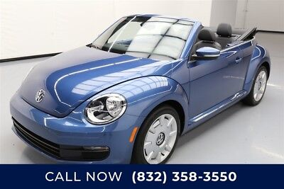 Volkswagen Beetle - Classic 1.8T SEL Texas Direct Auto 2016 1.8T SEL Used Turbo 1.8L I4 16V Automatic FWD Convertible