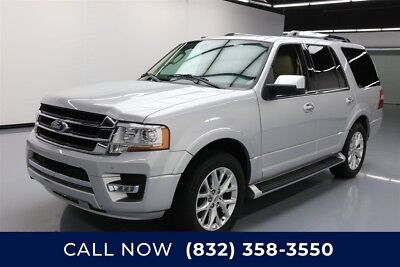 Ford Expedition Limited Texas Direct Auto 2015 Limited Used Turbo 3.5L V6 24V Automatic RWD SUV