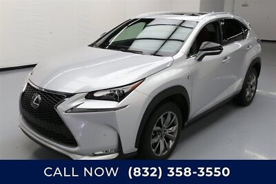 Lexus NX F-Sport 4dr Crossover Texas Direct Auto 2015 F-Sport 4dr Crossover Used Turbo 2L I4 16V Automatic FWD