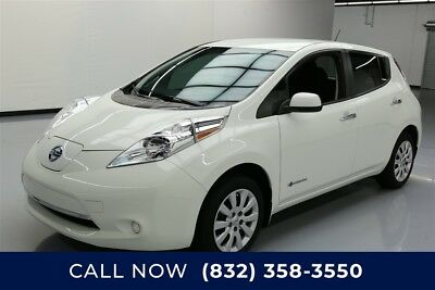 Nissan Leaf S Texas Direct Auto 2016 S Used Automatic FWD Hatchback