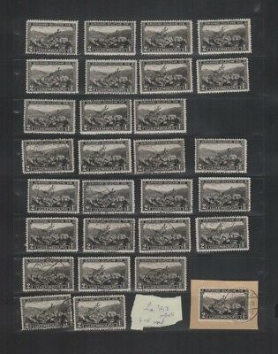 270 BGL Luxembourg - Luxemburg OFFICIEL Clervaux mixed MNH/USED stamps