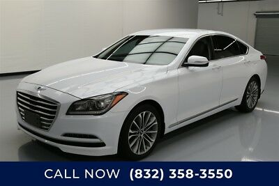 Hyundai Genesis 3.8L Texas Direct Auto 2016 3.8L Used 3.8L V6 24V Automatic RWD Sedan