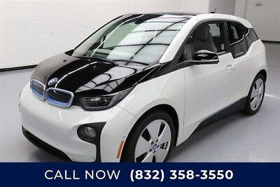 BMW i3 w/Range Extender Texas Direct Auto 2015 w/Range Extender Used Automatic RWD Hatchback Premium
