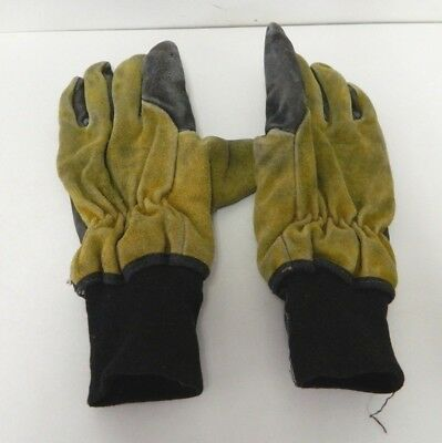SHELBY Structural Fire Fighting Protective Gloves Size X-LARGE